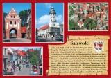Ansichtskarte Salzwedel (mit Ihrem individuellen Grußtext)